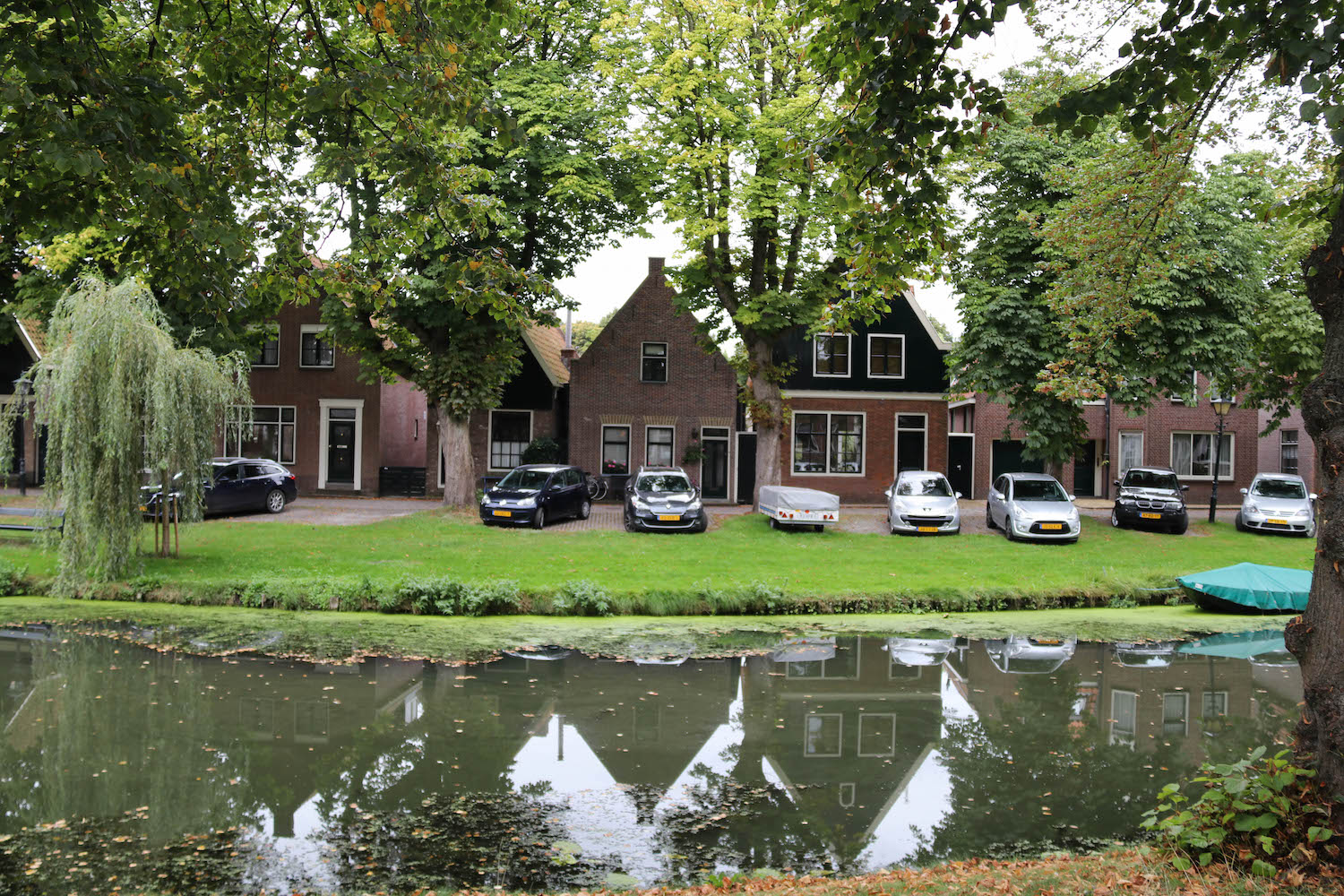 Edam in The Netherlands