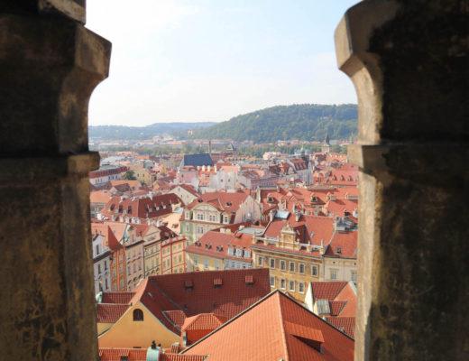 Astronomical Clock Tower in Prague