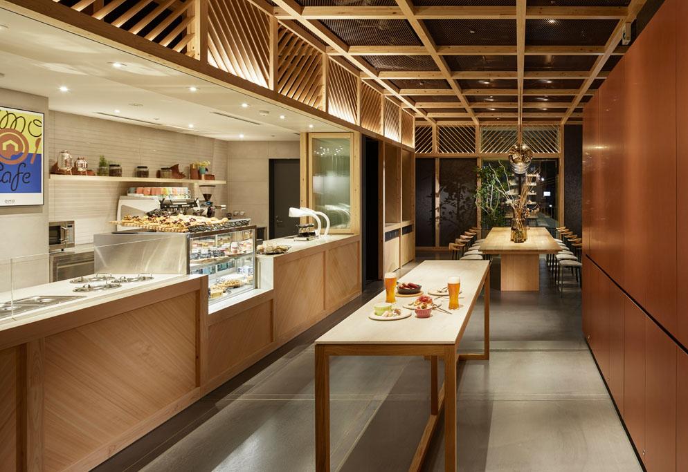 0Hoshino Resorts OMO5 Tokyo Otsuka OMO Cafe _ Bar Night