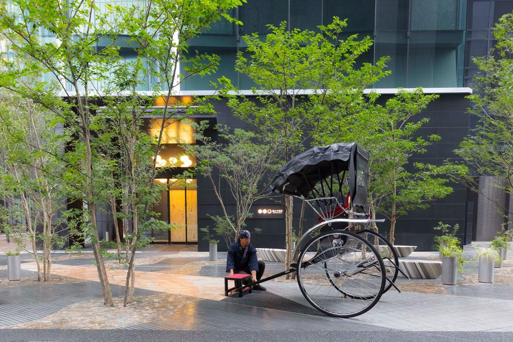 HOSHINOYA Tokyo Rickshaw tour